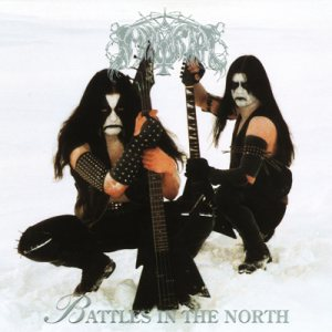 Immortal - Battles in the North cover art