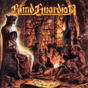 Blind Guardian - Tales from the Twilight World cover art