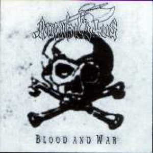 Annihilatus - Blood and War cover art