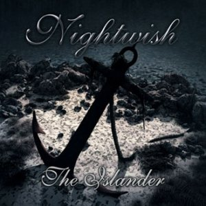 Nightwish - The Islander cover art
