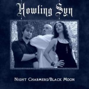 Howling Syn - Night Charmers/Black Moon cover art
