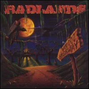 Badlands - Voodoo Highway cover art
