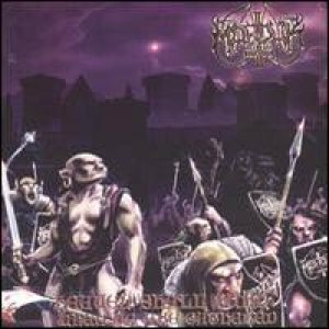 Marduk - Heaven Shall Burn... When We Are Garthered cover art