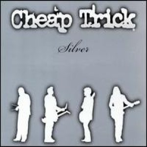 Cheap Trick - Silver cover art