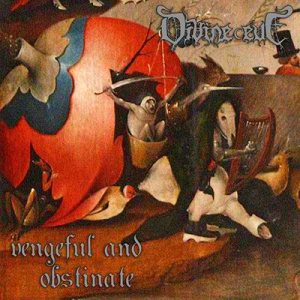 Divine Eve - Vengeful and Obstinate cover art