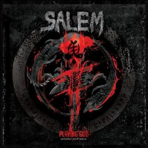 Salem - Playing God and Other Short Stories cover art