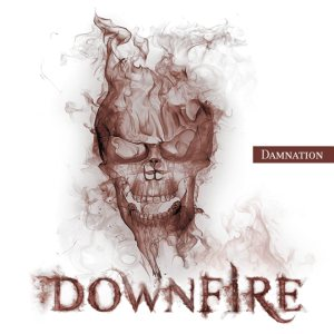 Downfire - Damnation cover art