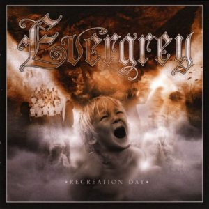 Evergrey - Recreation Day cover art