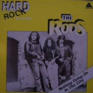 The Rods - Nothing Going on in the City cover art
