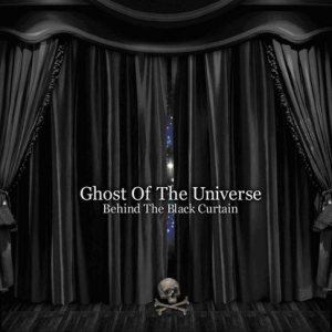 CETI - Ghost of the Universe - Behind the Black Curtain cover art