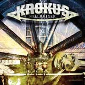 Krokus - Hellraiser cover art