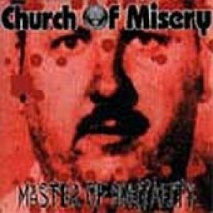 Church of Misery - Master of Brutality cover art