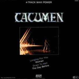 Cacumen - Longing for You cover art