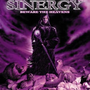 Sinergy - Beware the Heavens cover art