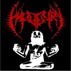 Amputory - Unclean Promo 2012 cover art