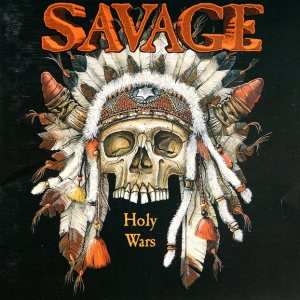 Savage - Holy Wars cover art