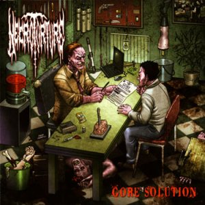 Necrotorture - Gore Solution cover art
