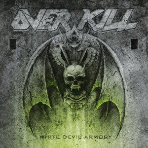 Overkill - White Devil Armory cover art