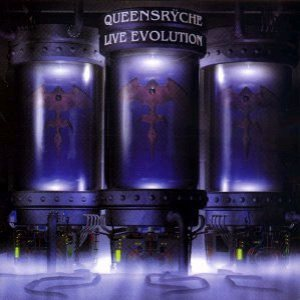 Queensryche - Live Evolution cover art