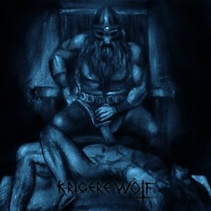 Krigere Wolf - Sacrifice to Valaskjàlf cover art