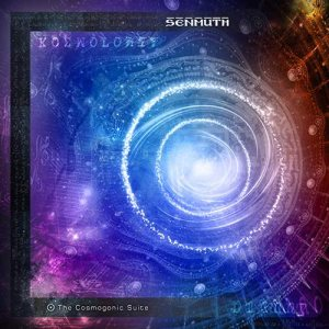 Senmuth - The Cosmogonic Suite cover art