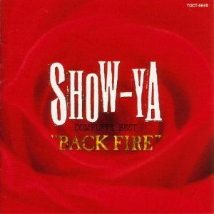 Show-Ya - Back Fire cover art