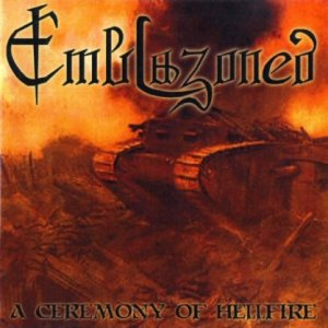 Emblazoned - A Ceremony of Hellfire cover art
