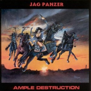 Jag Panzer - Ample Destruction cover art