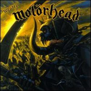 Motorhead - We Are Motorhead cover art