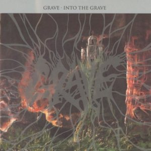 Grave - Into the Grave cover art