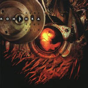 Konkhra - Come Down Cold cover art