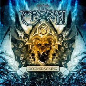 The Crown - Doomsday King cover art