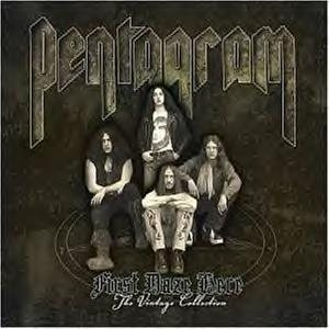 Pentagram - First Daze Here (The Vintage Collection) cover art