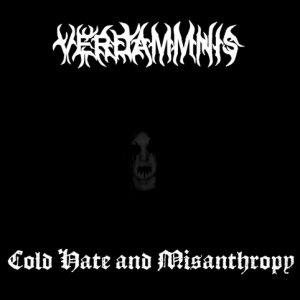 Verdammnis - Cold Hate and Misanthropy cover art
