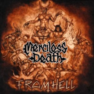 Merciless Death - From Hell cover art