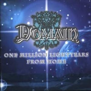 Domain - One Million Lightyears From Home cover art