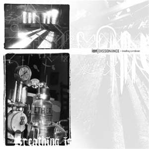 Ion Dissonance - Breathing Is Irrelevant cover art