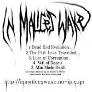 In Malice's Wake - Demo cover art