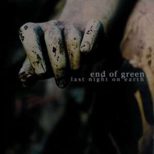 End of Green - Last Night on Earth cover art