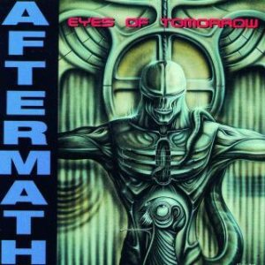 Aftermath - Eyes of Tomorrow cover art