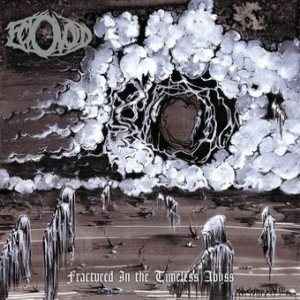 Ectovoid - Fractured in the Timeless Abyss cover art