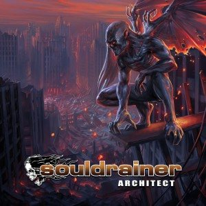 Souldrainer - Architect cover art