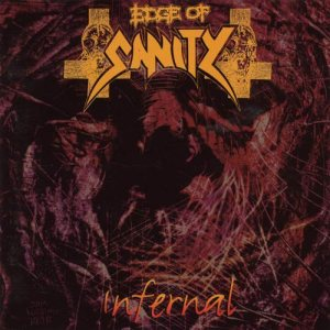 Edge of Sanity - Infernal cover art