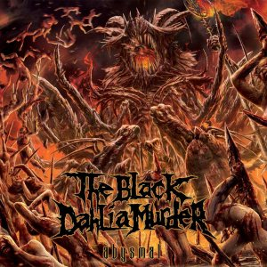 The Black Dahlia Murder - Abysmal cover art