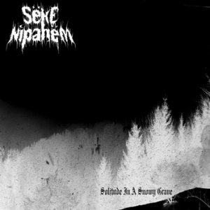 Seke Nipahem - Solitude in a Snowy Grave cover art