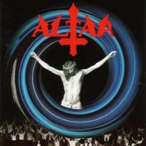 Altar - Youth Against Christ cover art