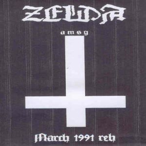 Zelda - March 1991 Rehearsal cover art