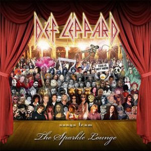 Def Leppard - Songs from the Sparkle Lounge cover art