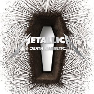 Metallica - Death Magnetic cover art