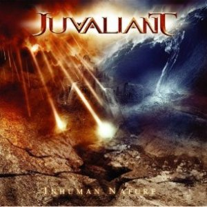 Juvaliant - Inhuman Nature cover art